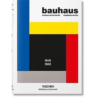 Bauhaus by Magdalena Droste - 9783836565547 Book