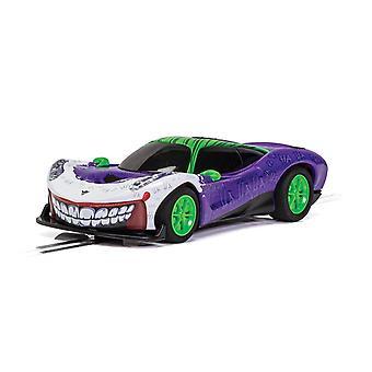Scalextric Jokeri innoittamana Auto