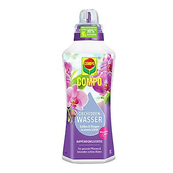 COMPO Orchid water, 1 litre