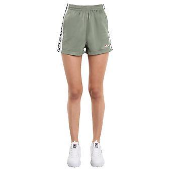 Fila 687689a439 Kvinder's Grønne Polyester shorts
