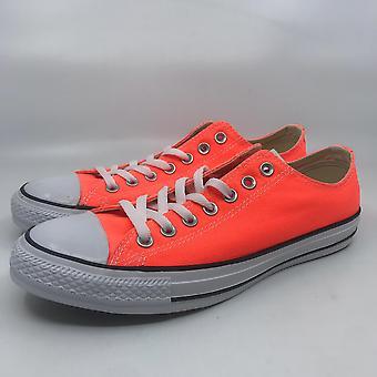 التحدث كوكس سنيكير الأحذية البرتقال مربع