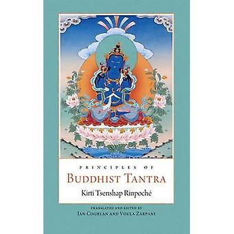 Principes van boeddhistische Tantra door Kirti Tsenshap Rinpoche