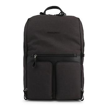 Man piquadro fabric backpack p47351