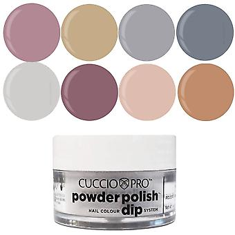 Cuccio Pro Powder Polish Nail Colour Dip System Dipping Powder - Imagine 2020 Collection Set (8 X 14g) (CPDA9603)