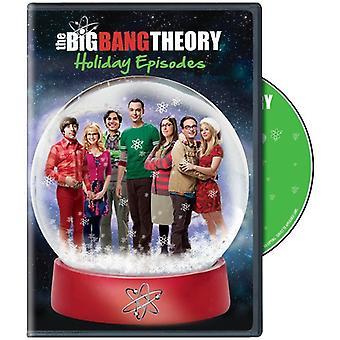 Big Bang teorien: Ferie kompileringen [DVD] USA importerer
