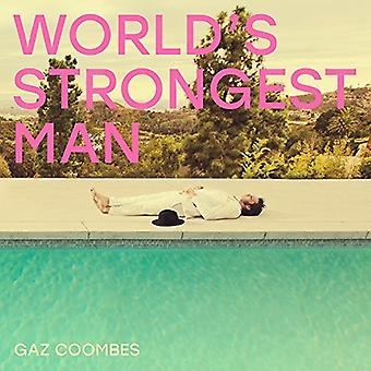 Gaz Coombes - World's Strongest Man [CD] USA import