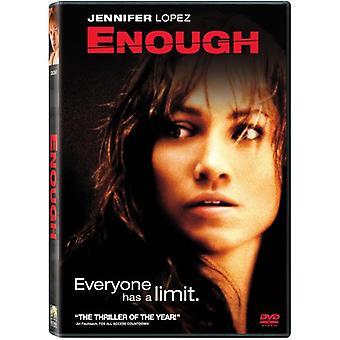 Enough [DVD] USA import