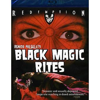 Black Magic Rites [BLU-RAY] USA import