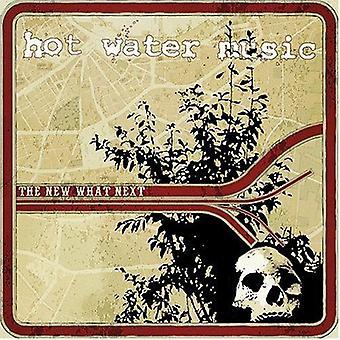 Novo What Next [CD] IMPORTAÇÃO DOS EUA