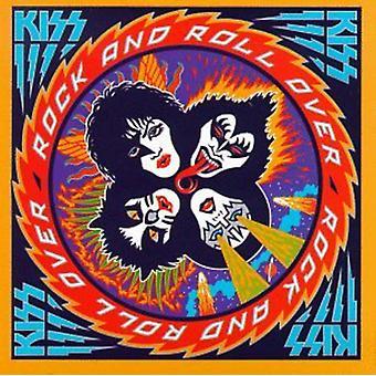 Kiss - Rock & Roll Over [CD] USA importeren