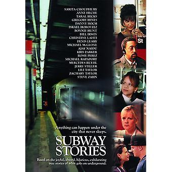 Subway Stories [DVD] USA import