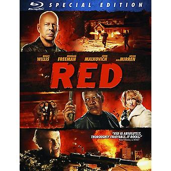 Red [BLU-RAY] USA import