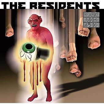 Residents - Residents-Demons Dance Alone [CD] USA import
