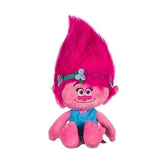 """Trolls Movie Poppy 12"""" Plush Toy"""