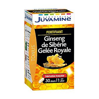 Fortifant - Siberian Ginseng / Royal Jelly 30 capsules