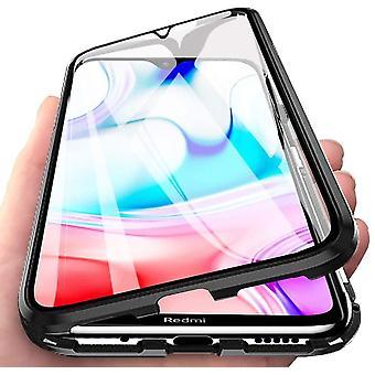 Mobiles Gehäuse mit integriertem Bildschirmschutz für Xiaomi F1 - Schwarz