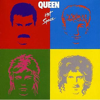 Queen - Hot Space [CD] USA import