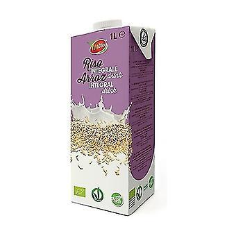 Bruine rijst drank Bio 1 L