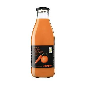 Organic Carrot and Orange Juice 1 L