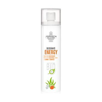 Déodorant Energy Bio Natural 100 ml de 100ml