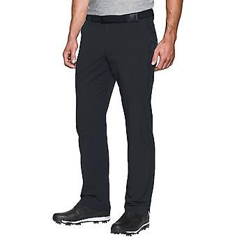 Alle Armour miesten ottelu pelata suora jalka urheilu golf housut housut pohjat - musta