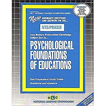 Psychological Foundations of� Education : Common Examination No.1 .)