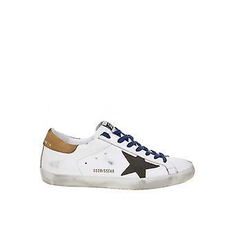 Goldene Gans Gmf00101f00036810289 Herren's Weiße lederN Sneakers