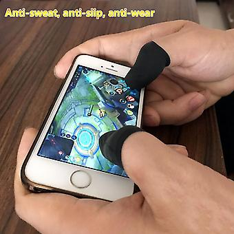 Finger Sleeves Latex Anti-slip, Anti-sweat Protector For Mobile Phone Games