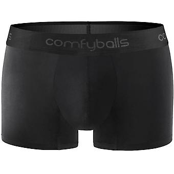 Comfyballs Wood Regular Boxer - Pitch Black