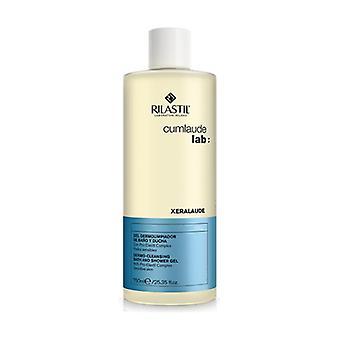 Xeralaude Shower Gel 750 ml of gel