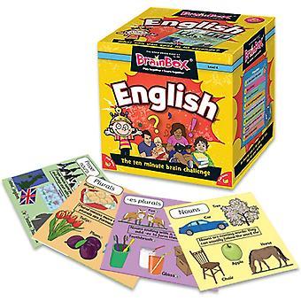 BrainBox English (55 cards) - Refresh