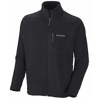 Columbia Fast Trek II Full Zip Fleece am3039010 universella året män sweatshirts