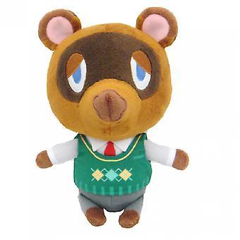 "Animal Crossing Tom Nook 7"" Pluche"