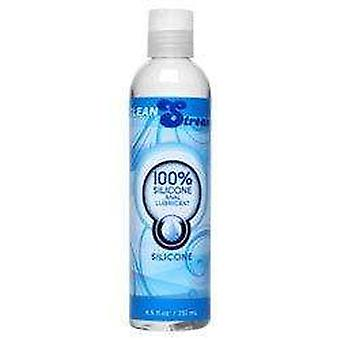 Clean stream 100 percent silicone anal lubricant 250ml tcp13032
