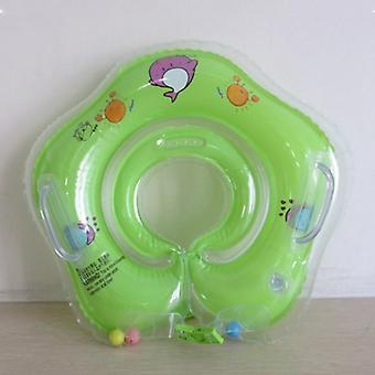 Anneau de cou de chéri, tube, cercle de flotteur infantile de sécurité pour se baigner