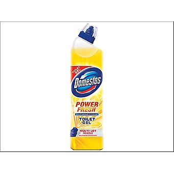 Lever Brothers Domestos Toilet Cleaner Citrus 700ml 72388