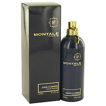 Montale Aoud bloemen Eau De Toilette Spray door Montale 3.3 oz Eau De Toilette Spray