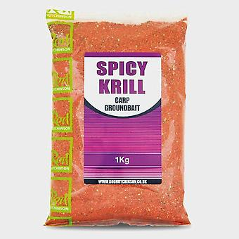 New Rod Hutchinson Spicy Krill Carp 1kg Orange