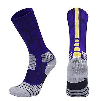 Hochwertige neue Männer Outdoor Sport Elite Basketball Socken
