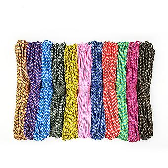 Paracord One Stand Cores For Survival Parachute-cord Lanyard Camping & Escalade