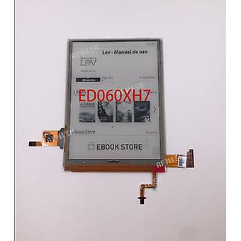 "Ed060xh7 6"" Eink Carta 2 Lcd Display Screen With Backlight And Touch"