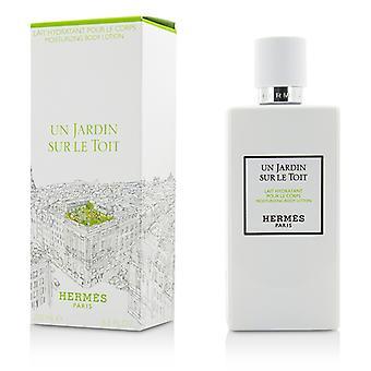 Hermes Un Jardin Sur Le Toit feuchtigkeitsspendende Körperlotion 200ml/6,5 oz