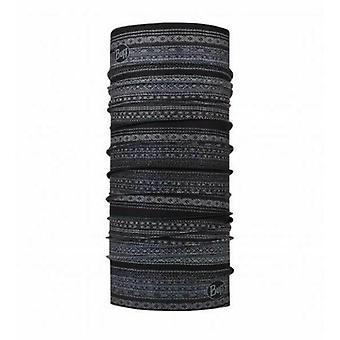 Buff Original Balaclava Hat Neck Tube Scarf Warmer - Dark Grey