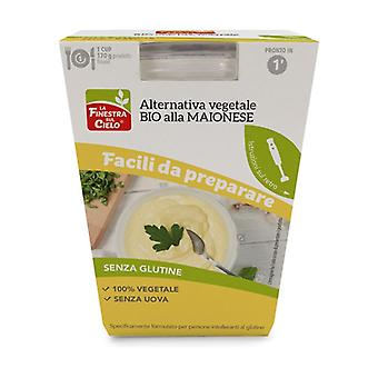 Vegetable alternative to gluten-free mayonnaise 122 g