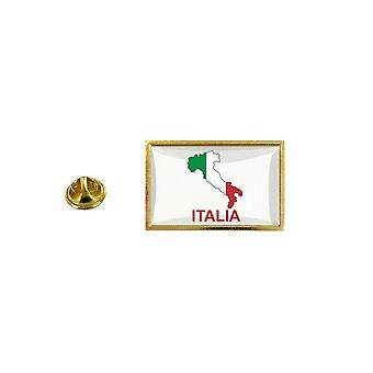 pins pin badge pin's drapeau pays carte I italie