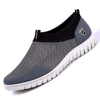 Summer Mesh Men Breathable Casual Loafers Shoe.
