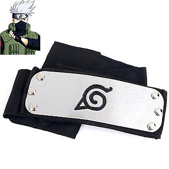 Naruto Hatake Kakashi Cosplay Headband Outfit Anime Maskers Props Accessoire