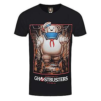 Ghostbusters Stay Puft Square T-Shirt