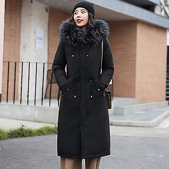 30 Degrees Snow Wear Long Parkas Winter Jacket
