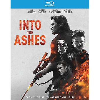 Into The Ashes [Blu-ray] USA import